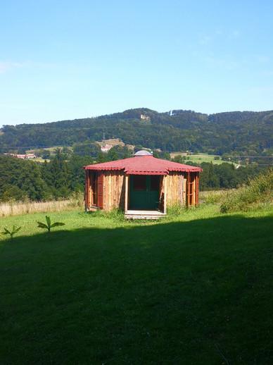 Jurte Seminare Schamanismus Heilung Österreich