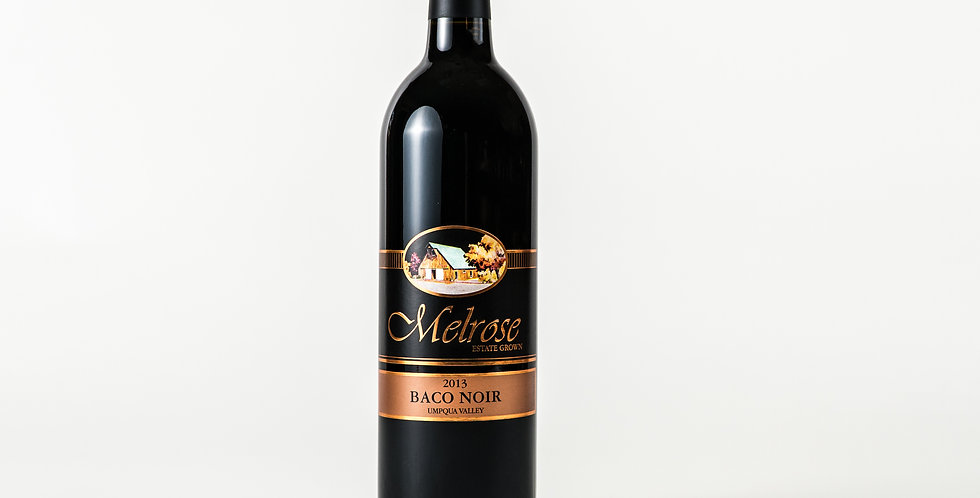 2015 Baco Noir