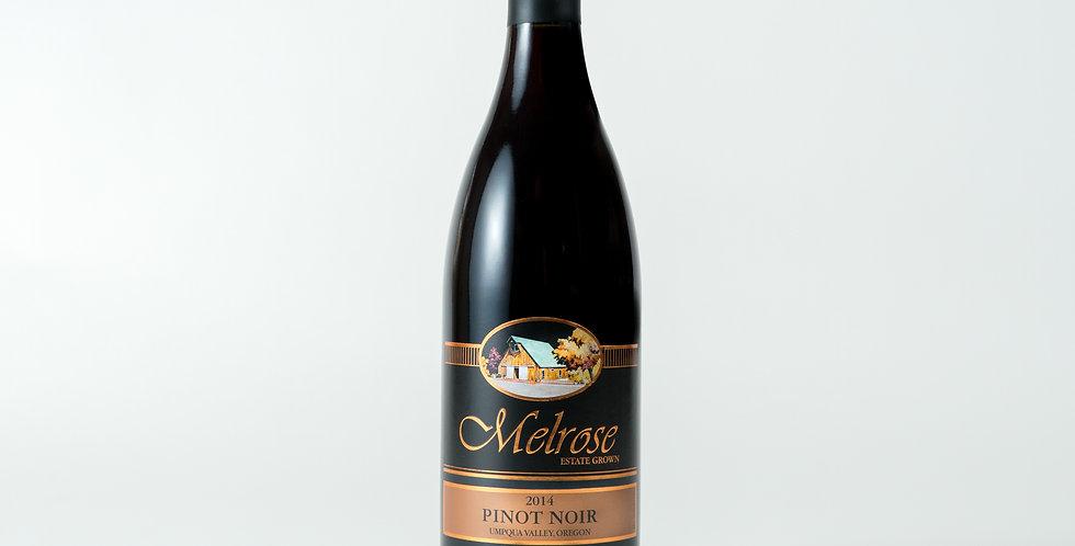2019 Umpqua Valley Pinot Noir