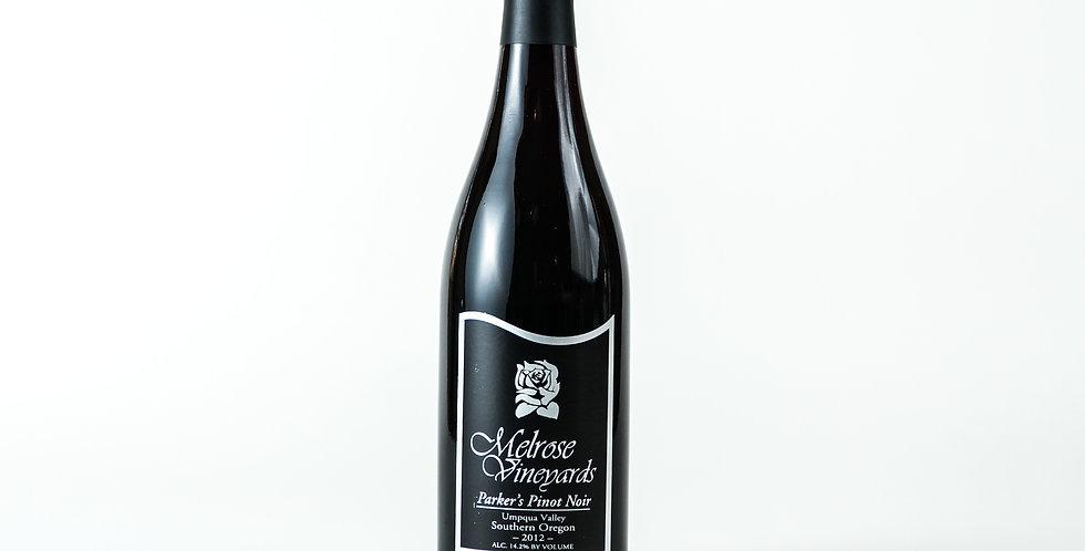 2016 Parker's Pinot Noir $408 Case Special