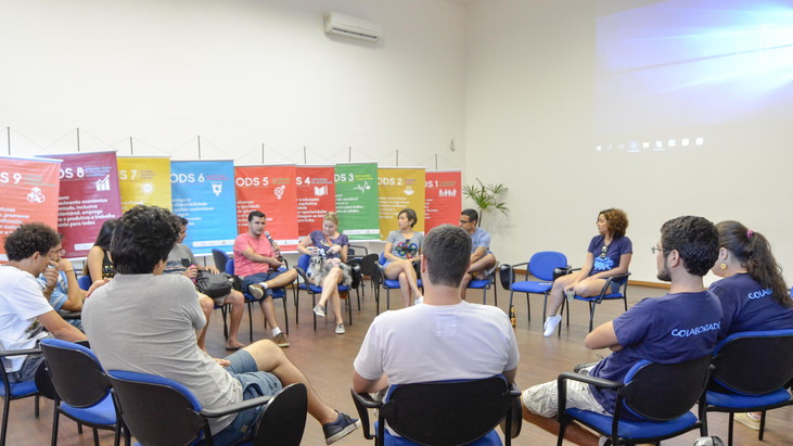 SDSN-Youth Amazonia promove cinedebate sobre uso da bicicleta como meio de transporte