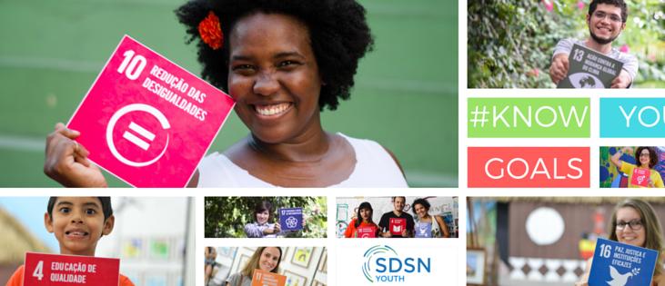 SDSN Youth Amazônia promove ações para engajar jovens durante a Virada Sustentável