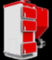 Автоматический угольный котел Хайцтехник q bio