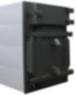 Промышленный твердотопливный котел отопления Heiztechnik Q Plus Agro B
