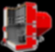 Промышленный котел отопления Хайцтехник q max eko duo