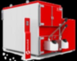 Автоматический пеллетный котел отопления Heiztechnik maxpell