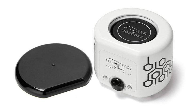100cc Wax Heater including Cream Coconut Warm Wax