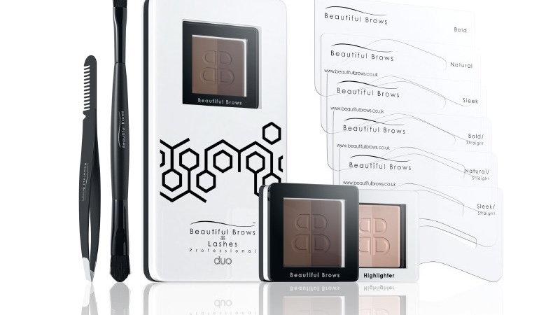 Beautiful Brows Duo Eyebrow Kit