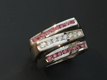 Colored Diamonds... VERY Colorful!