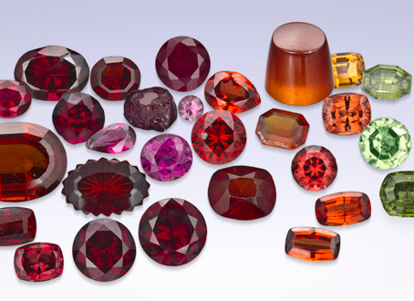 Warm Up Your Winter with Garnets
