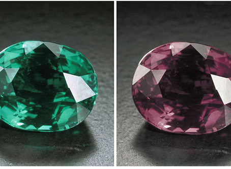 June's Birthstone, Alexandrite