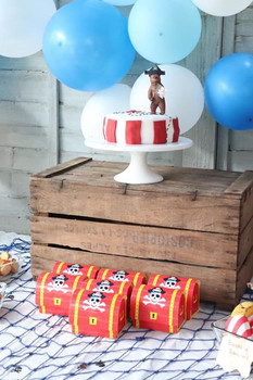 Tablescape for Childrens Party