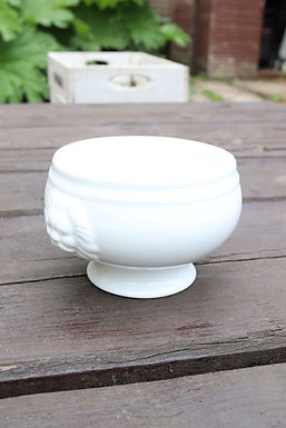 White China Bowl