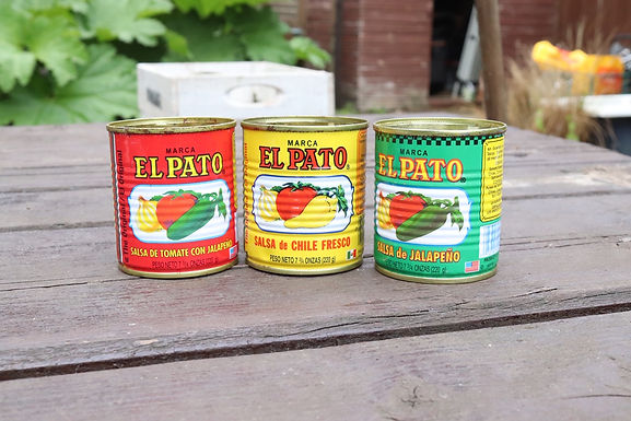 Mexican Tins