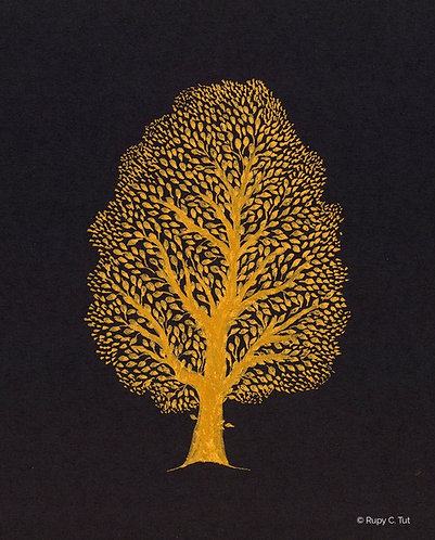 Set of Golden Trees