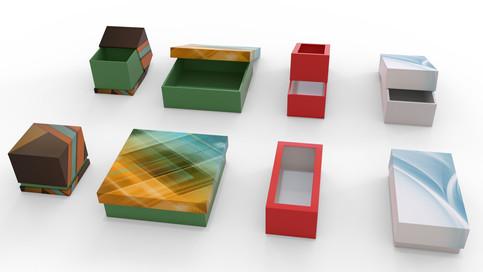 Rigid Setup Boxes