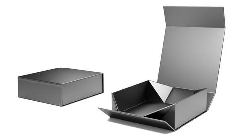 Collapsible Magnetic Setup Box