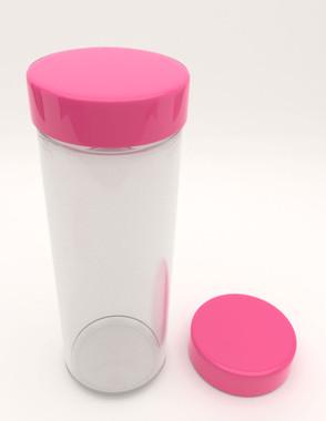 Custom Glass Jar