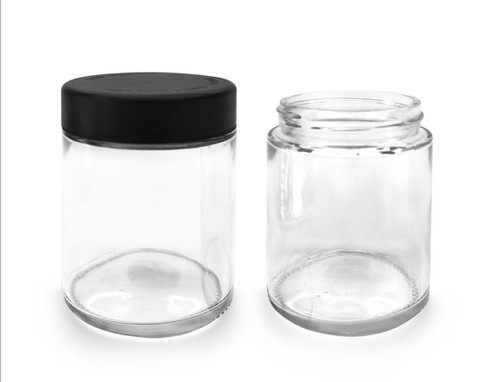 4oz Glass Jar