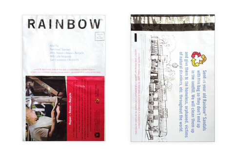 Custom Printed Poly Mailers