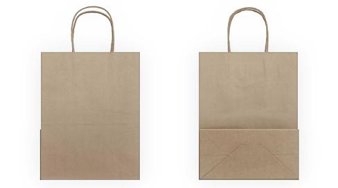 Kraft Tote Bag