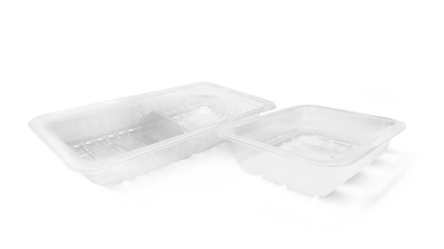 Plastic Food Trays