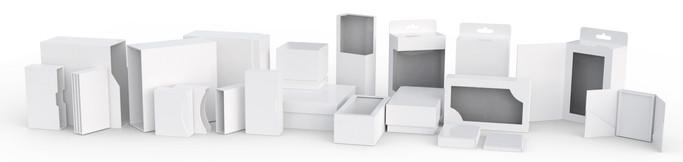 Various Rigid Boxes