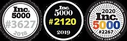 p3 inc 5000