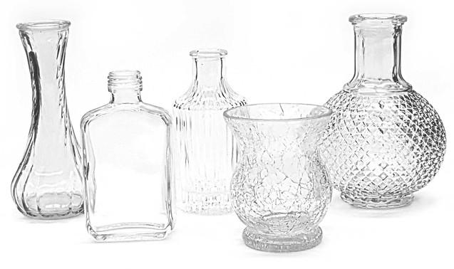 Custom Glass Bottles