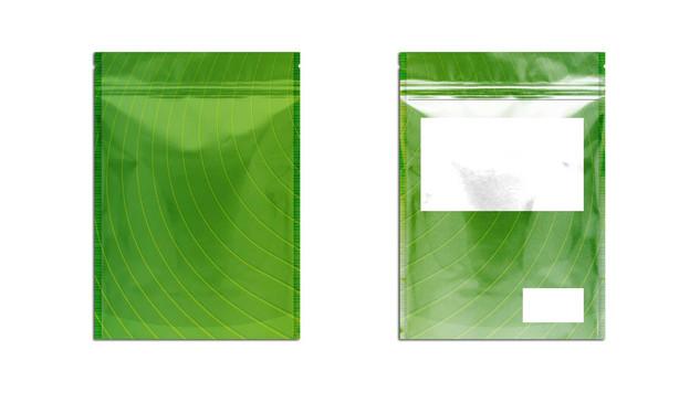 Child Resistant Mylar Bag