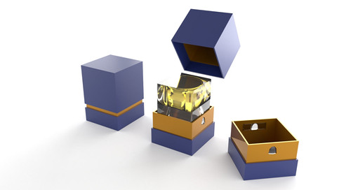 Custom Retail Boxes with Locking Mechanisms