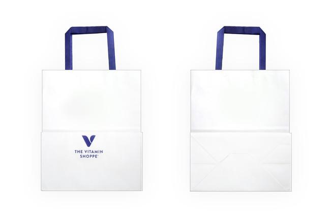 Printed Kraft Tote Bag