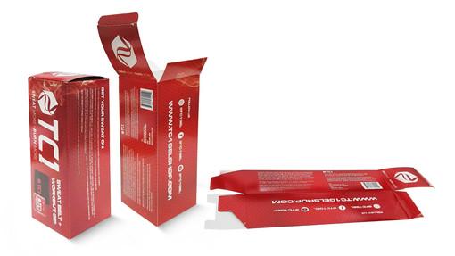 Snap Tuck Folding Carton