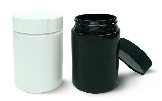 Twist Top Opaque Jars
