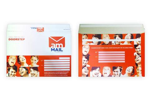 Printed Cardboard Mailer
