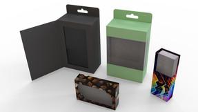 Rigid Pedestal Boxes