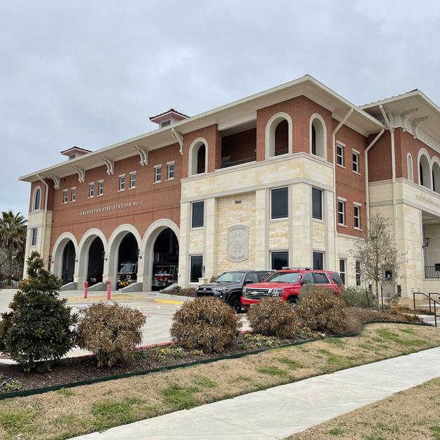 Galveston Fire Station #1