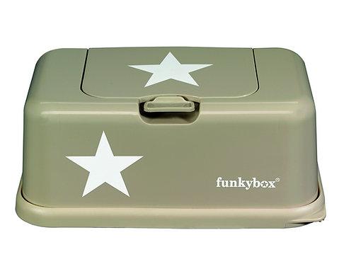 Funkybox Beige Stars