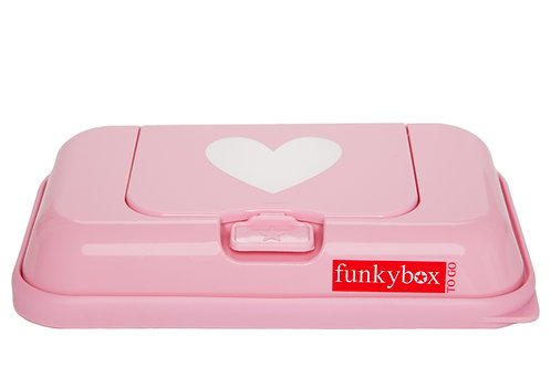 Funkybox ToGo Pink Heart-Min of 4