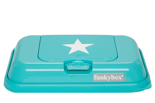 Funkybox ToGo Aqua Star-Min of 4