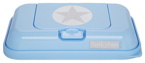 Funkybox ToGo Blue Star-Min of 4