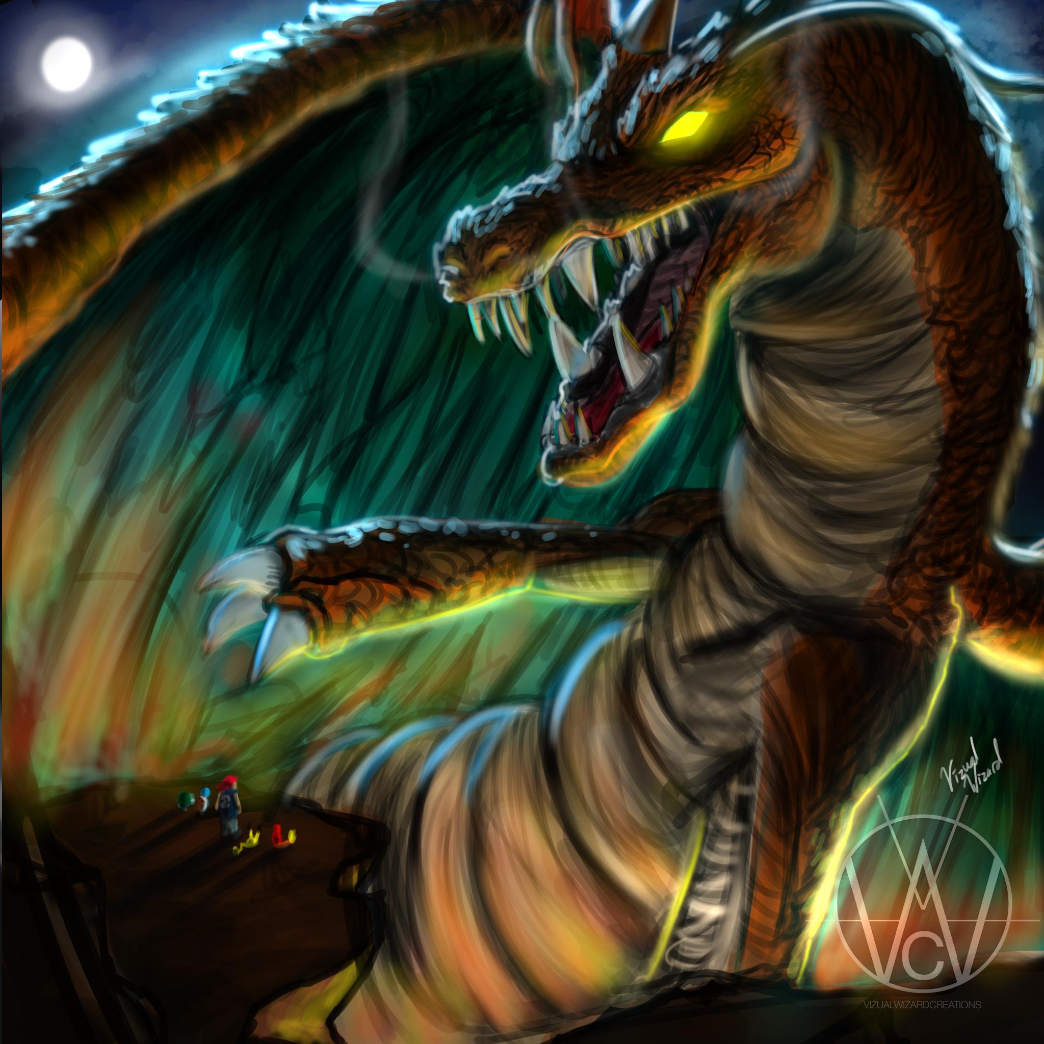 Dragonite Final