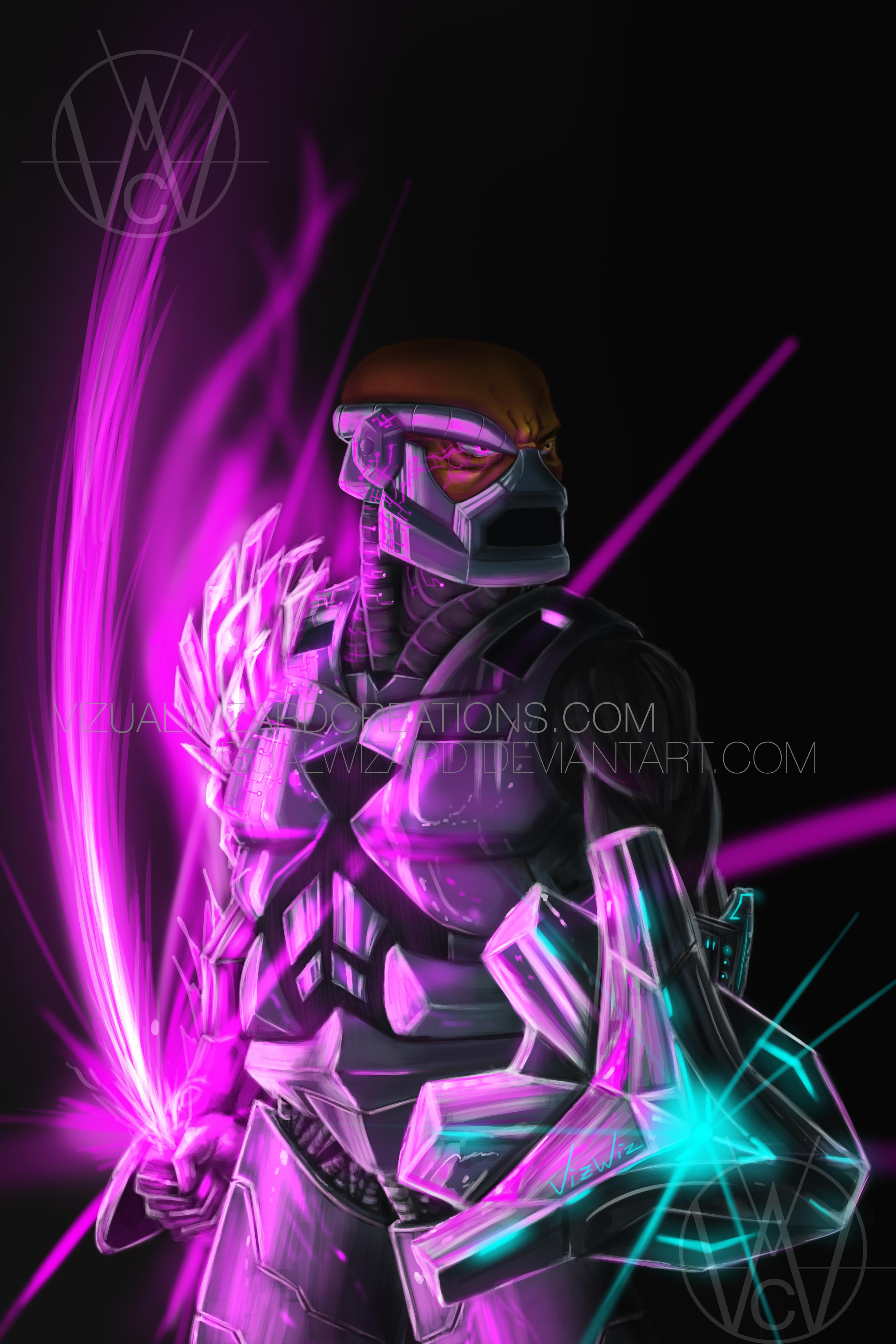 Cybernetic Virus
