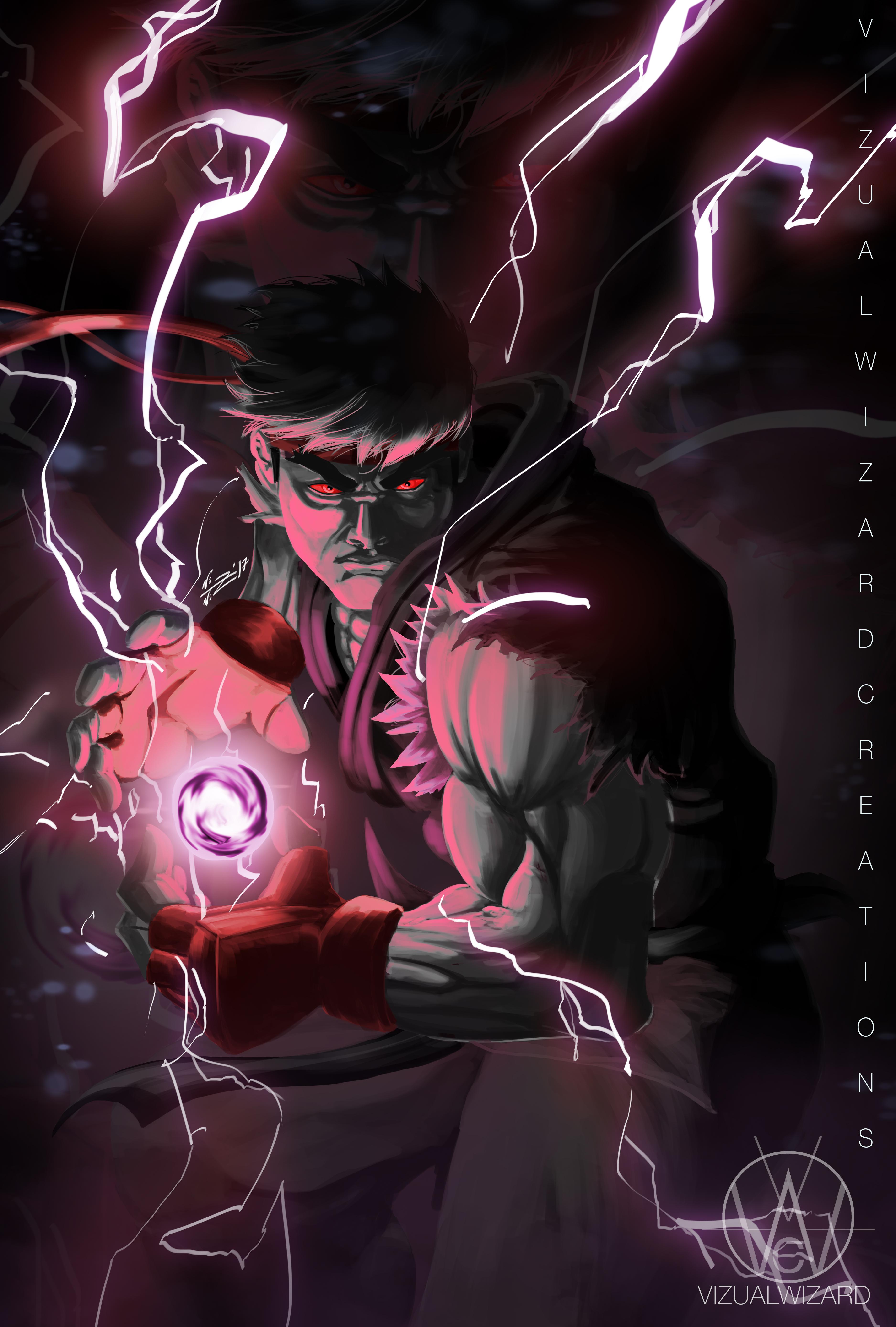 Ryu's Satsui no Hado