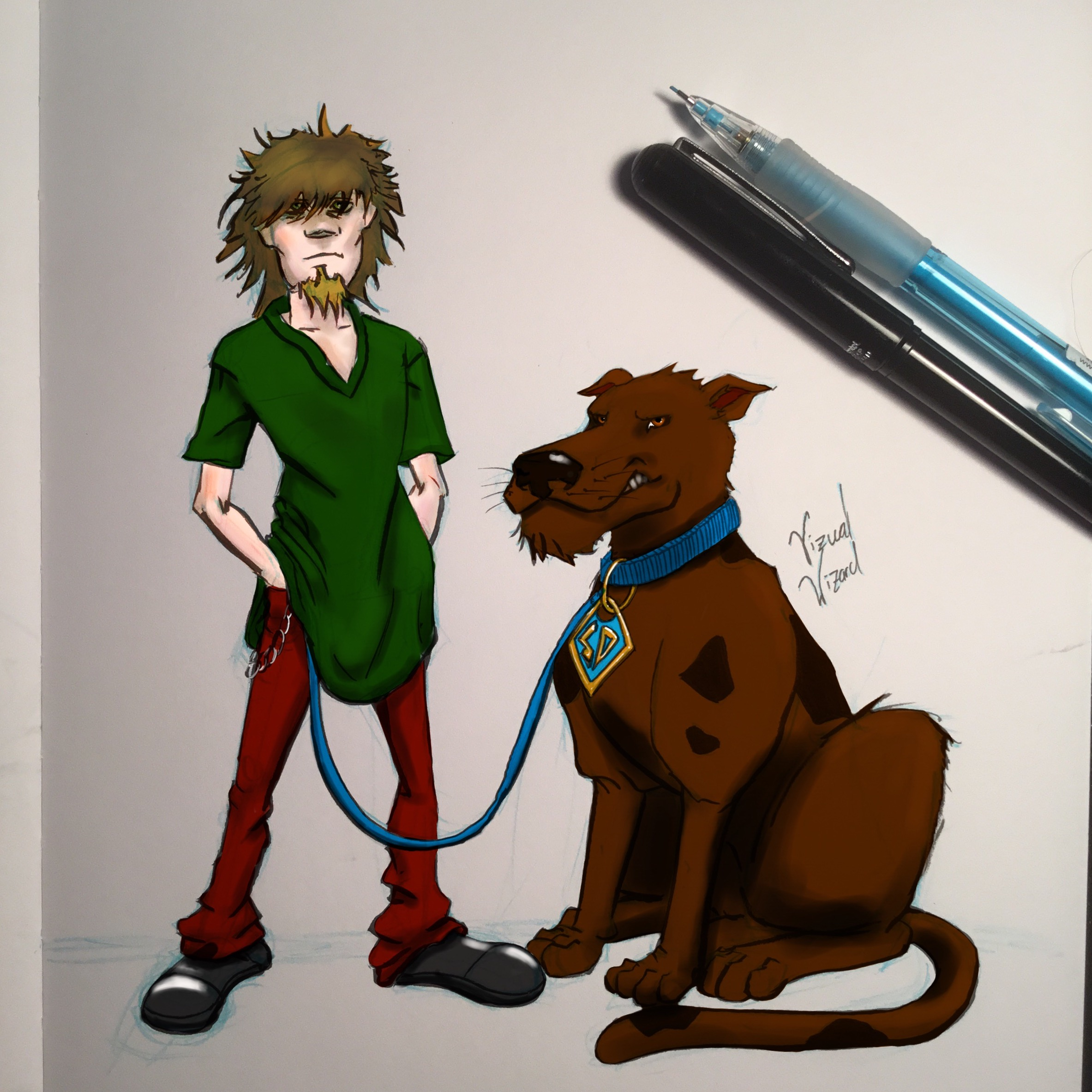 Shaggs and Scoobs