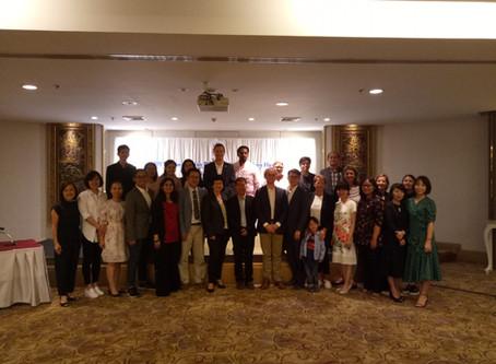 IPOPI 2nd Regional Asian PID Clinical Care Meeting in Mandarin Hotel Bangkok on 10th November 2018