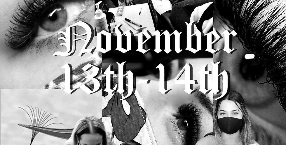 November 13th-14th