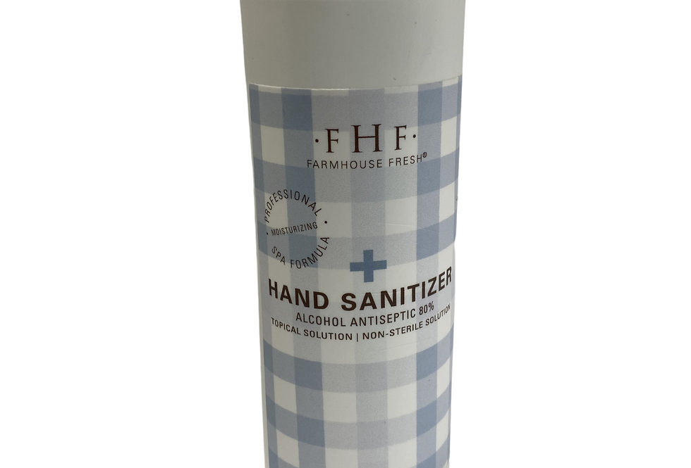 FHF Hand Sanitizer Flip Top