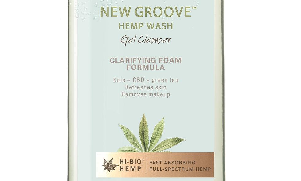 NEW GROOVE™ HEMP WASH GEL CLEANSER
