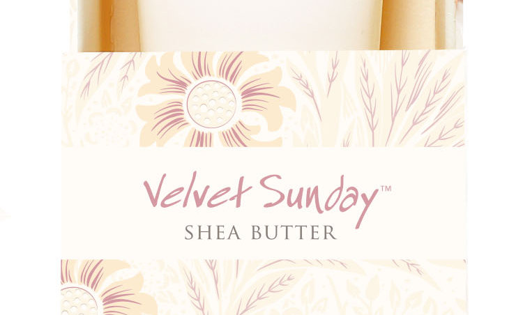 Velvet Sunday™ Shea Butter Hand Cream